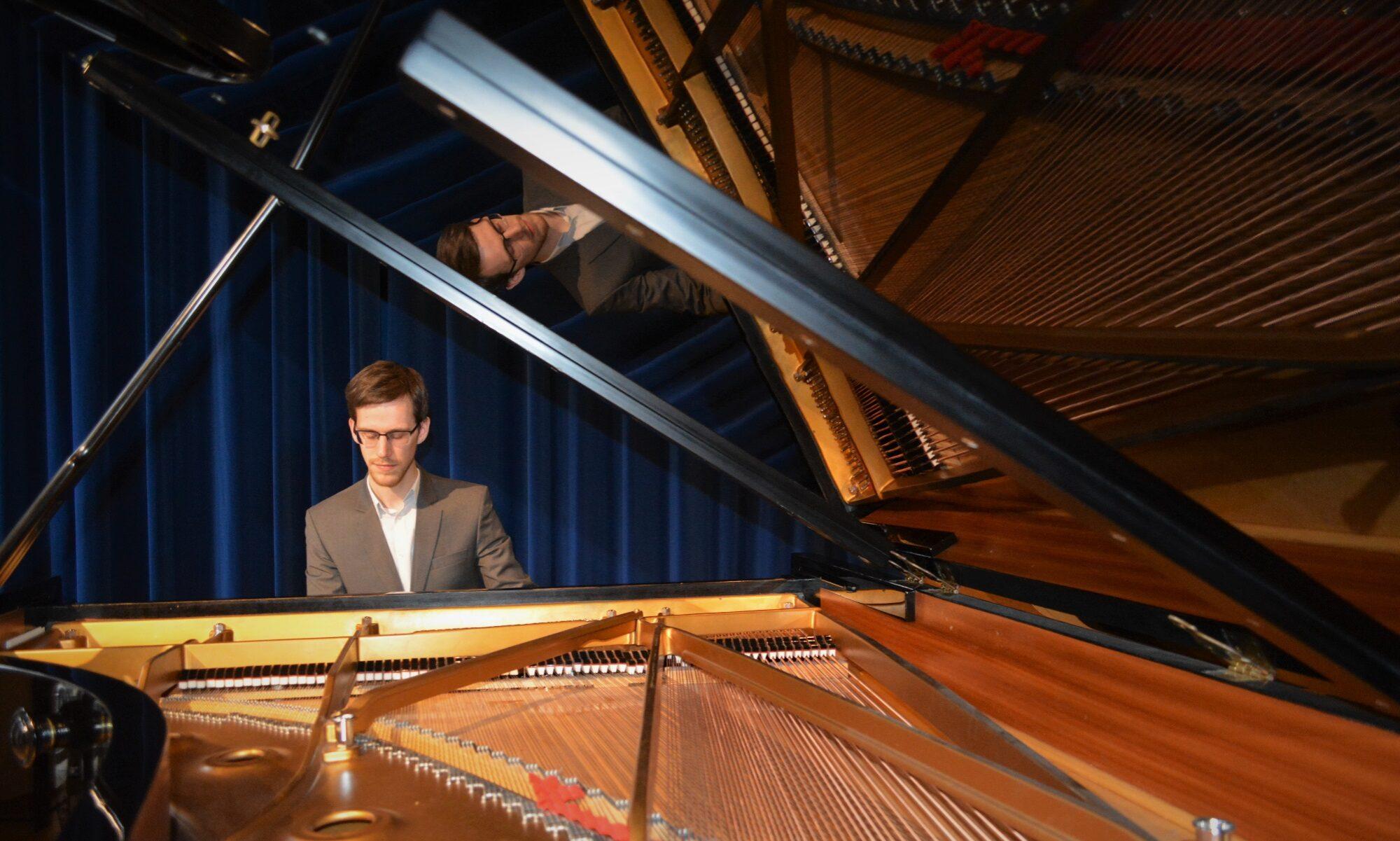 Ruben Tekelenburg, pianist